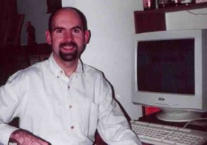 Webmaster Ray in 2002