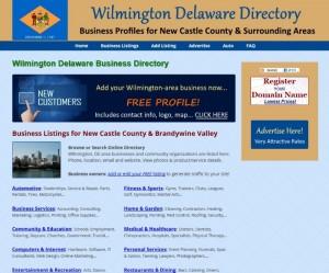 Wilmington Delaware Directory