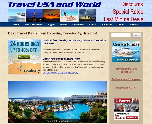 Wilmington Delaware online travel booking