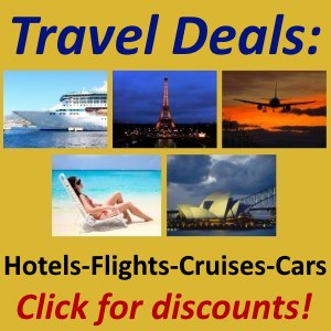 Online travel deals