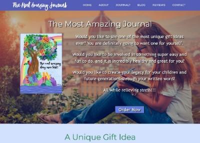 Book author websites