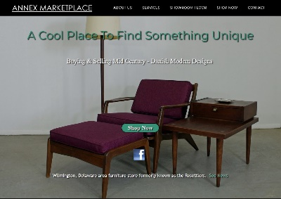 retailer websites for furniture store