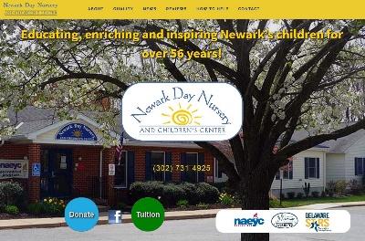 School websites for child care