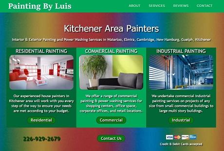 painter websites